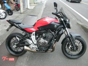 ヤマハ/MT-07 FI