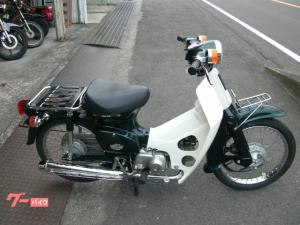 ホンダ/スーパーカブ50DX キャブ車