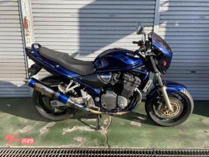スズキ/Bandit1200 油冷最終モデル ワンオーナー
