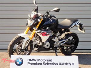 BMW/G310R BMW認定中古車 USB ヘルメットロック ETC付き