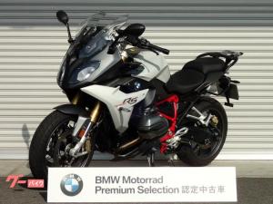 BMW/R1200RS ナビ6 新品左右パニアケース ETC BMW認定中古車