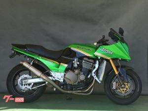 カワサキ/GPZ900R改 ZRX1200エンジン載せ替え車両6速化