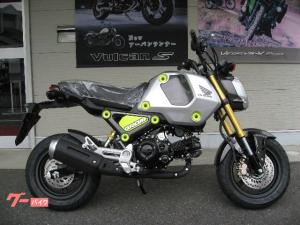 ホンダ/グロム 2021M 新型