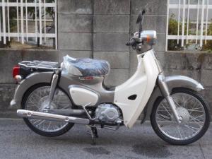 ホンダ/スーパーカブ50 国産ニューモデル