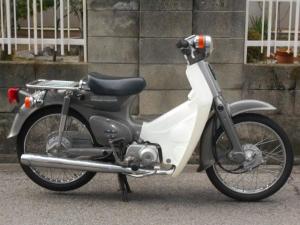 ホンダ/スーパーカブ50 C50ST