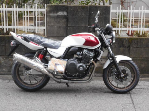 ホンダ/CB400Super Four 25th anniversaryモデル