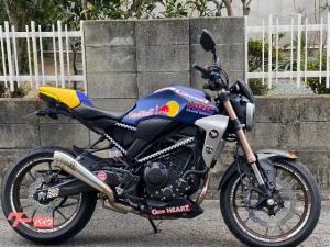 ホンダ/CB250R SP忠男メガホンパイプ