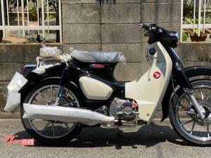 ホンダ/スーパーカブC125 ブラック