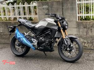 ホンダ/CB250R シルバー xブラック