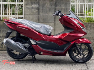 ホンダ/PCX160 新モデルKF47