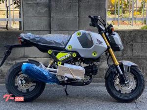 ホンダ/グロム JC92 新型モデル