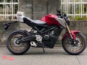 ホンダ/CB125R 2021国内モデル JC91