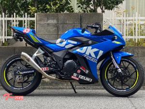 スズキ/GSX250R  x  SP忠男パワーボックスメガホン