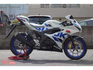 スズキ/GSX-R125 2020モデル ハザード ABS搭載