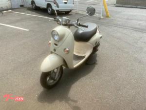 ヤマハ/ビーノ インジェクション車 型式SA37J