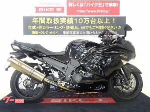 カワサキ/Ninja ZX-14R ワイバンフルエキマフラー グリップヒーター