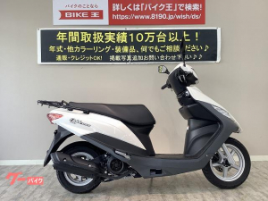 スズキ/アドレス125 フルノーマル DT11A型 2019年モデル インジェクションモデル