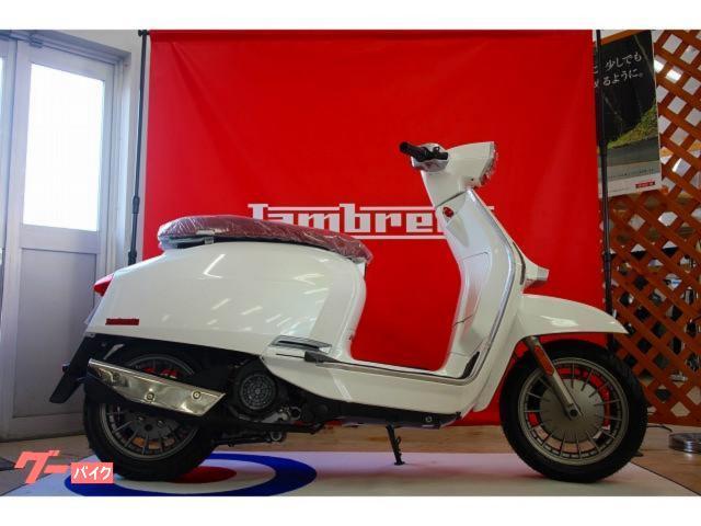 LAMBRETTA V200 Special 新車の画像(岡山県