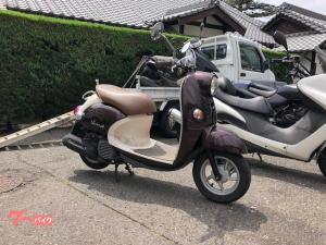 ヤマハ/ビーノ 4サイクル インジェクション