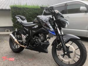 スズキ/GSX-S125 ABS ワンオーナー
