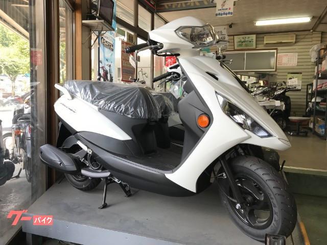 ヤマハ AXIS Z 新車の画像(高知県