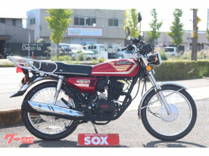 ホンダ/CG125 Fi 国内未発売モデル