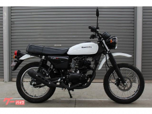カワサキ/W175TR 国内未発売モデル