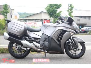 カワサキ/1400GTR 2014年モデル 純正グリップヒーター装備