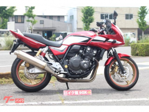 ホンダ/CB400Super ボルドール VTEC Revo 2012年モデル エンジンガード