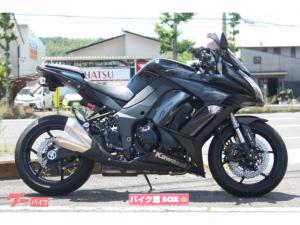 カワサキ/Ninja 1000  2014年モデル マーヴェリック製ステップ装備