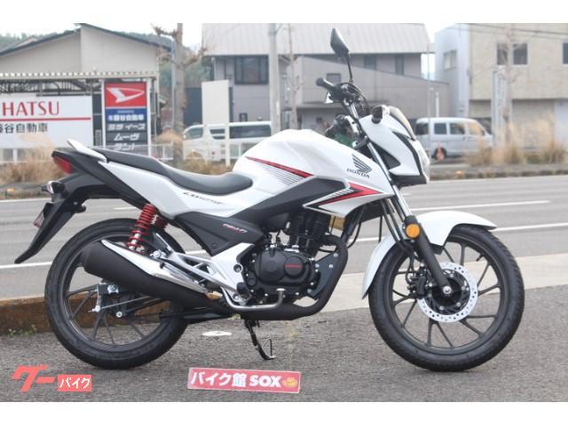ホンダ CB125F EUスペック 国内未発売モデルの画像(香川県