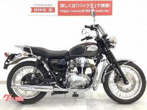 カワサキ/W650 エンジンガード リヤキャリア