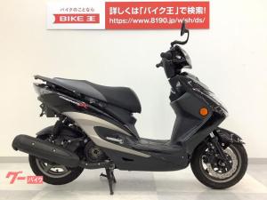 ヤマハ/シグナスX SR 2013年モデル メッキカバー・フェンダーレス