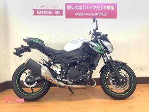 カワサキ/Z250 2019年モデル・レバー・ミラーカスタム