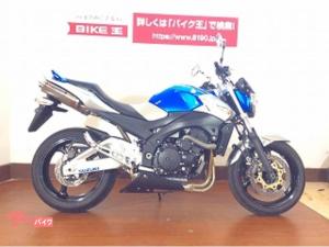 スズキ/GSR400 ヨシムラマフラー・ABS装備・ライトカスタム車