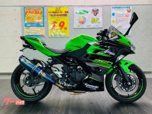 カワサキ/Ninja 250 ワンオーナー