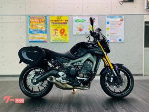 ヤマハ/MT-09 サイドバッグ