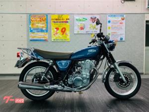 ヤマハ/SR400 ワンオーナー リアキャリア