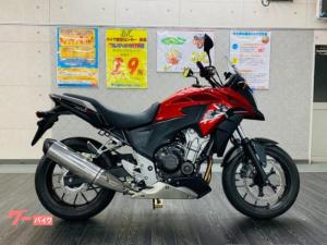 ホンダ/400X ETC装備