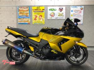 カワサキ/ZZ-R1400 ワイバンフルエキ