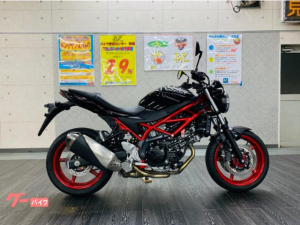 スズキ/SV650 ABS