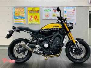 ヤマハ/XSR900 60thアニバーサリーカラー
