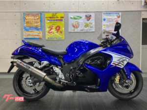 スズキ/GSX1300Rハヤブサ ワンオーナー
