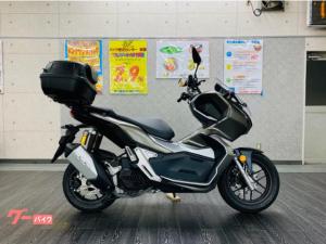 ホンダ/ADV150 トップケース装備
