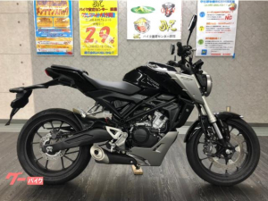 ホンダ/CB125R ABS