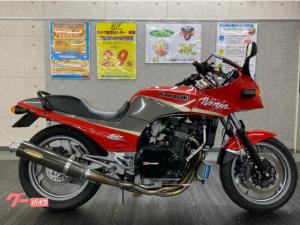 カワサキ/GPZ900R テックサーフフルエキ