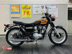 カワサキ/W800 ファイナルエディション