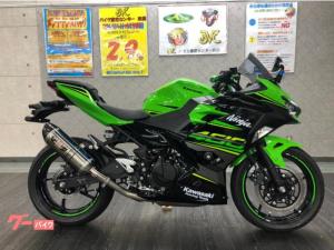 カワサキ/Ninja 400 ABS ワンオーナー ヨシムラスリップオン ETC装備
