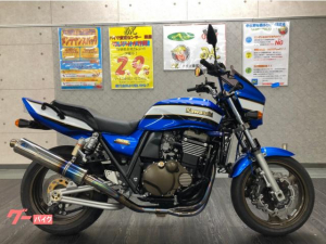 カワサキ/ZRX1200R Kファクトリーフルエキ