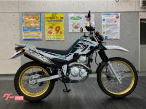 ヤマハ/セロー250 リアキャリア